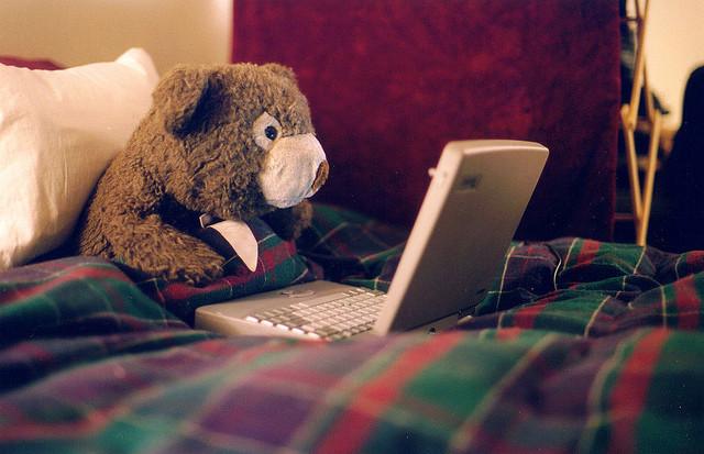 Varför man kliver upp 3 på morgonen för att sätta sig vid sin dator!