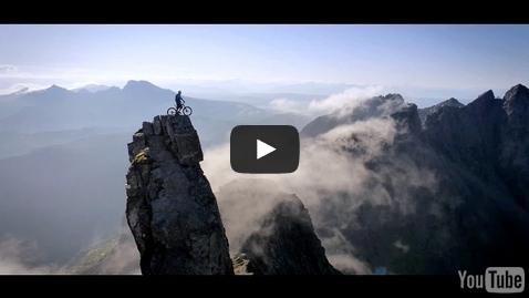 The Ridge! Inget för höjdrädda!